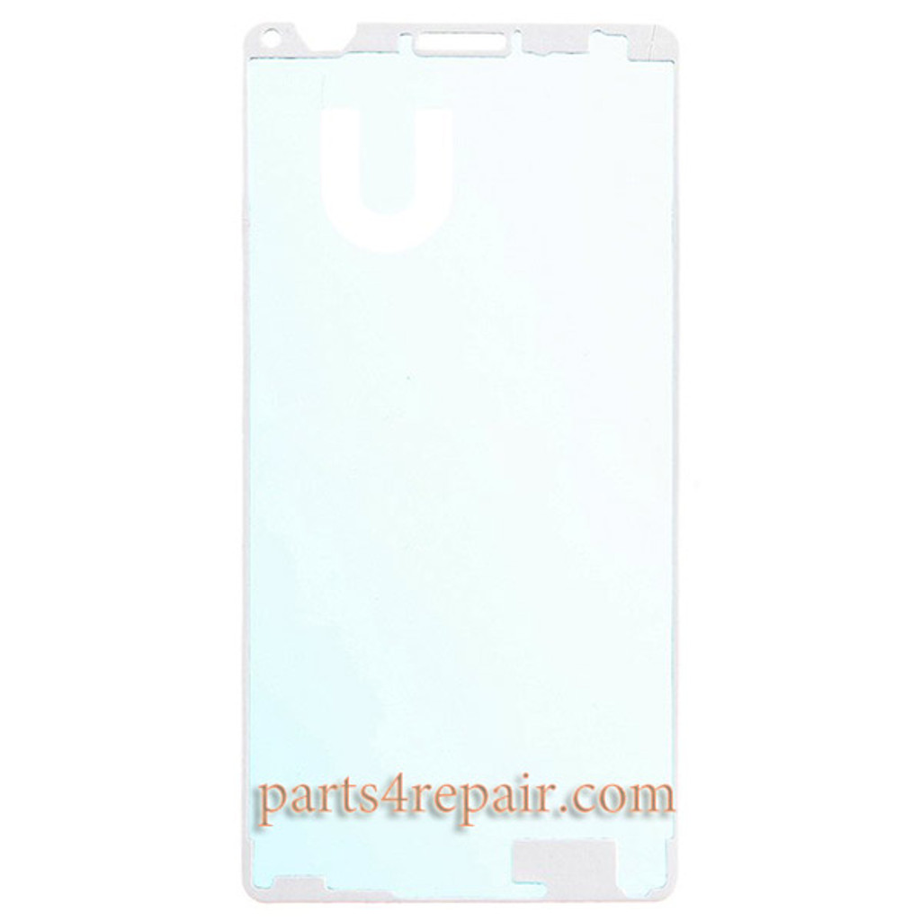 Front Cover Adhesive Sticker for Sony Xperia Z3 Compact from www.parts4repair.com
