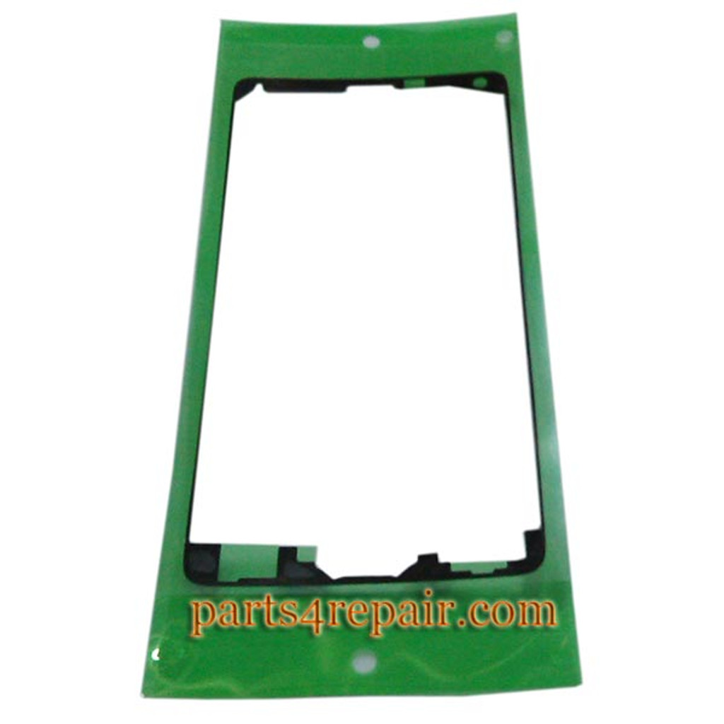 Front Housing Adhesive Sticker for Samsung Galaxy Note 4 from www.parts4repair.com