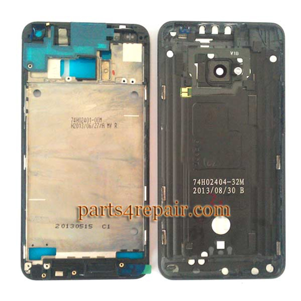We can offer Full Housing Cover for HTC One M7 -Black