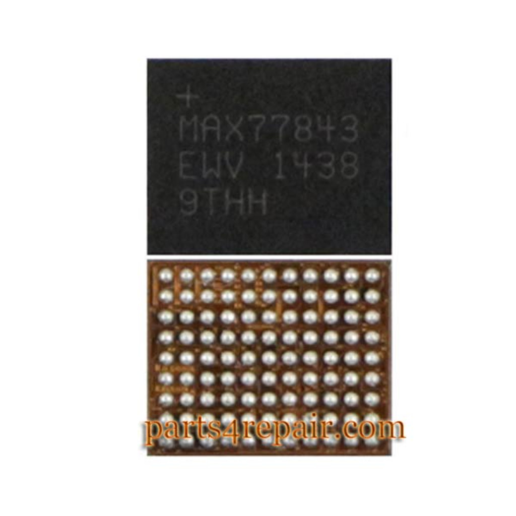 MAX77843 Power IC for Samsung Galaxy Note 4 / S6 from www.parts4repair.com