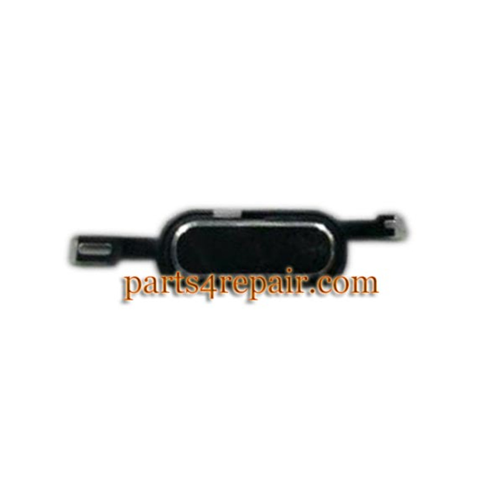 Home Button for Samsung Galaxy Note 10.1 P600 (2014 Edition) -Black from www.parts4repair.com