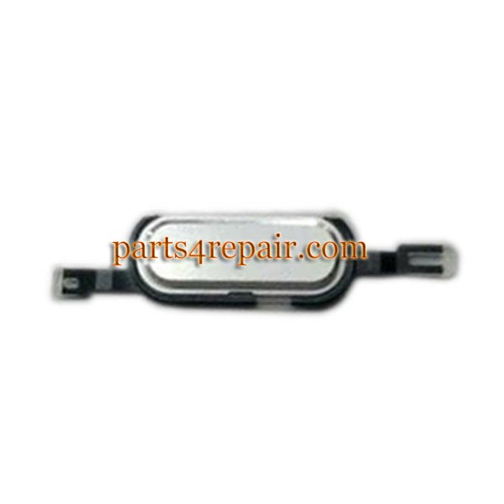 Home Button for Samsung Galaxy Note 10.1 P600 (2014 Edition) -White from www.parts4repair.com