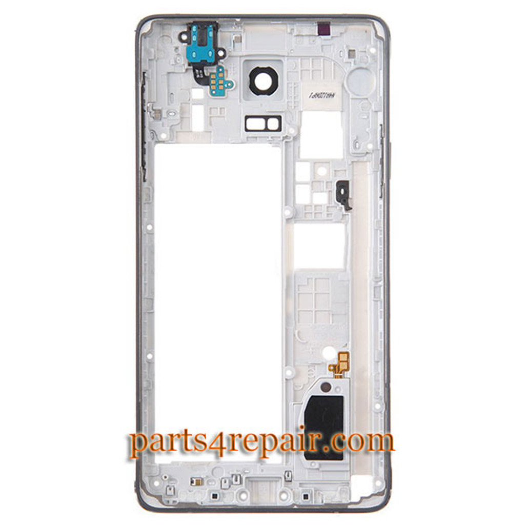 We can offer original Middle Housing Cover with Side Keys for Samsung Galaxy Note 4 N910T -Black