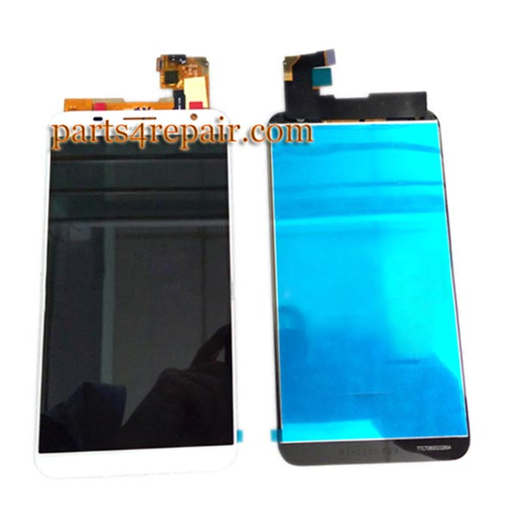 Complete Screen Assembly for Huawei Ascend GX1 SC-CL00 -White from www.parts4repair.com