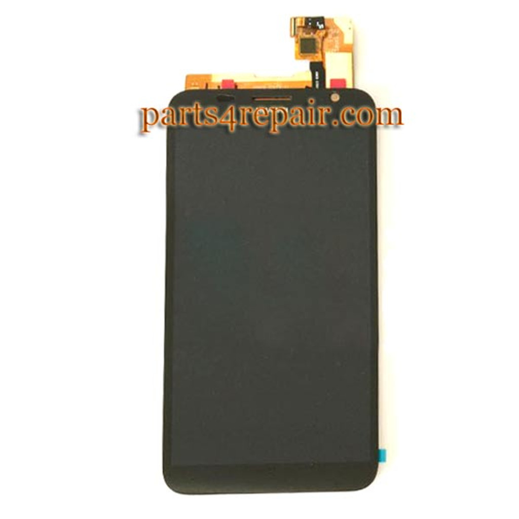 Complete Screen Assembly for Huawei Ascend GX1 SC-CL00 -Black from www.parts4repair.com