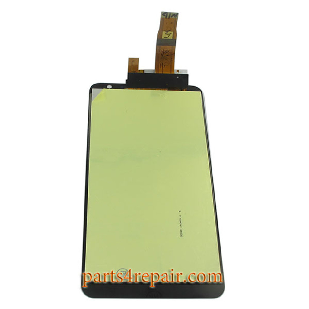 We can offer Complete Screen Assembly for Huawei Ascend Mate 2 -Black