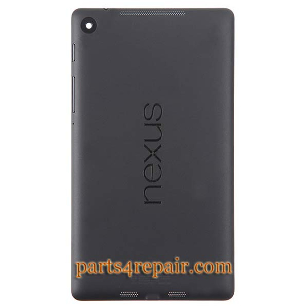 Back Housing Cover for Asus Google Nexus 7 2Gen 3G from www.parts4repair.com