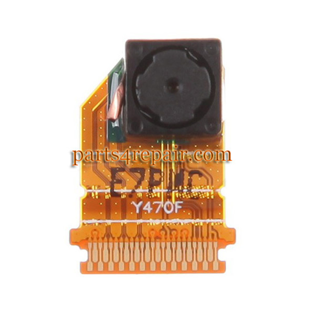 Front Camera Flex Cable for Sony Xperia Z3 from www.parts4repair.com