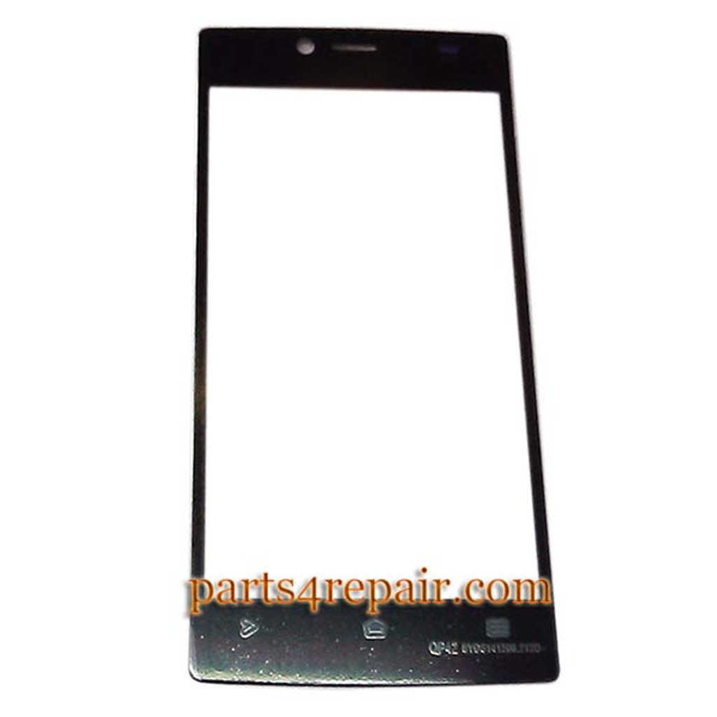 Front Glass OEM for Gionee S5.5 -Black