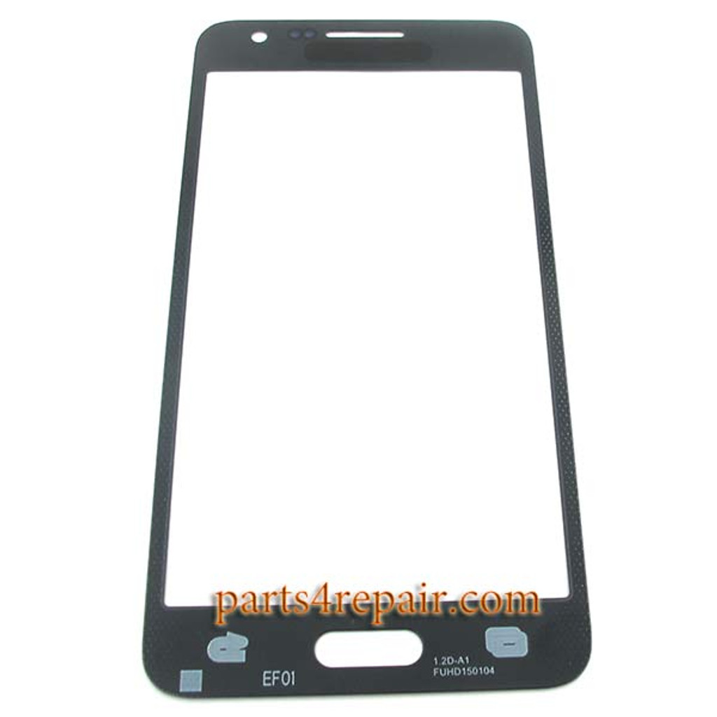 Generic Front Glass for Samsung Galaxy A3 SM-A300 -Black