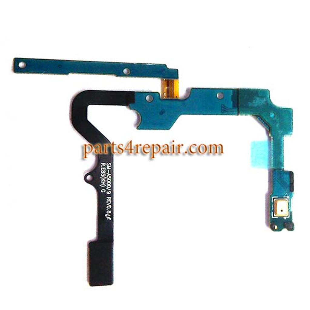 Volume Flex Cable for Samsung Galaxy A5 SM-A5000