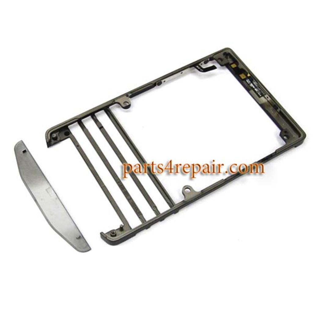 We can offer Front Frame for BlackBerry Porsche Design P'9981