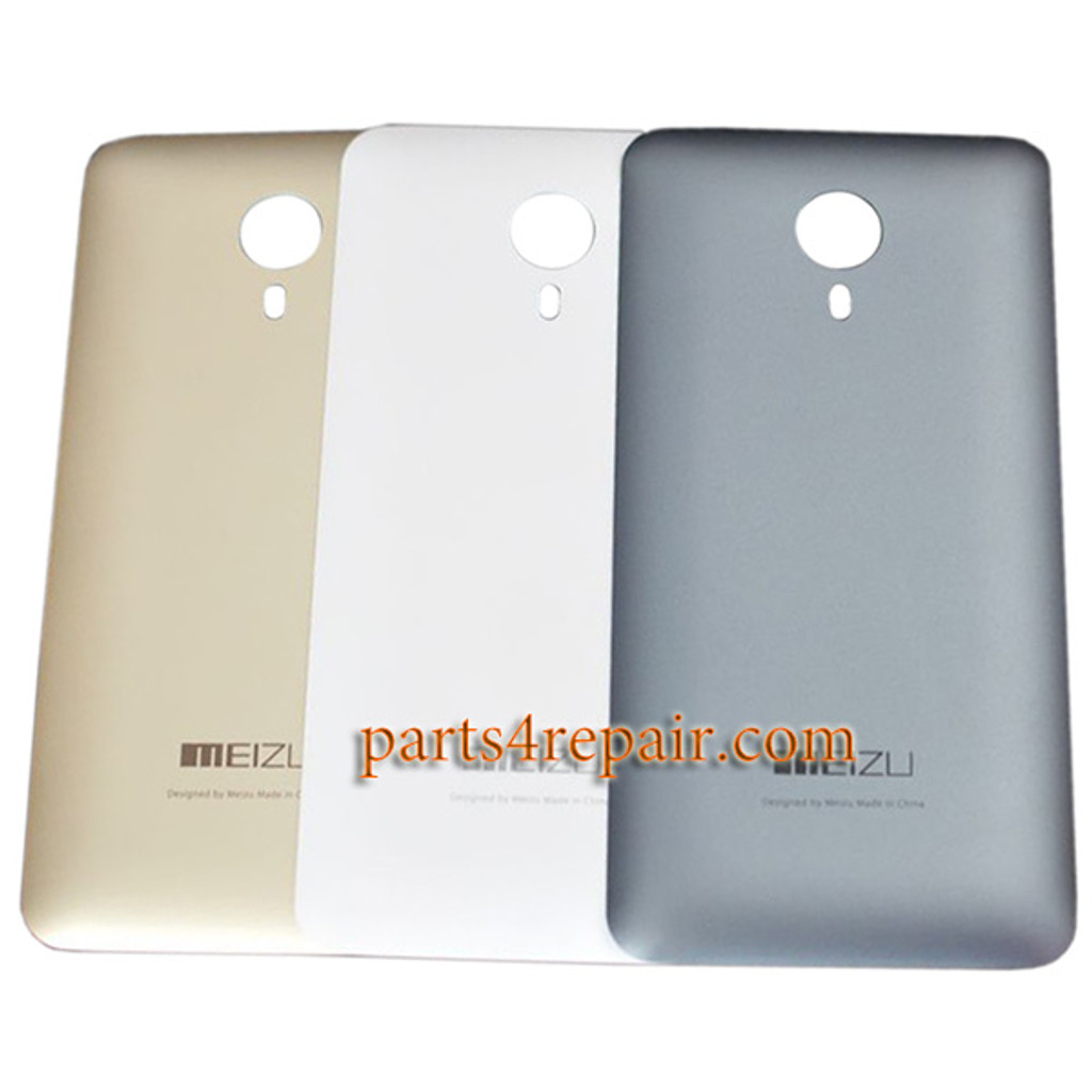 Back Cover for Meizu MX4 from www.parts4repair.com
