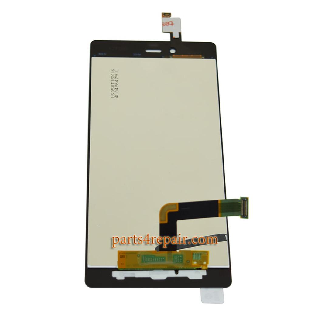 Complete Screen Assembly for ZTE Nubia Z9 mini NX511J -Black