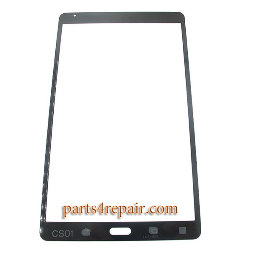 Generic Front Glass for Samsung Galaxy Tab S 8.4 T700 WIFI -Titanium Bronze