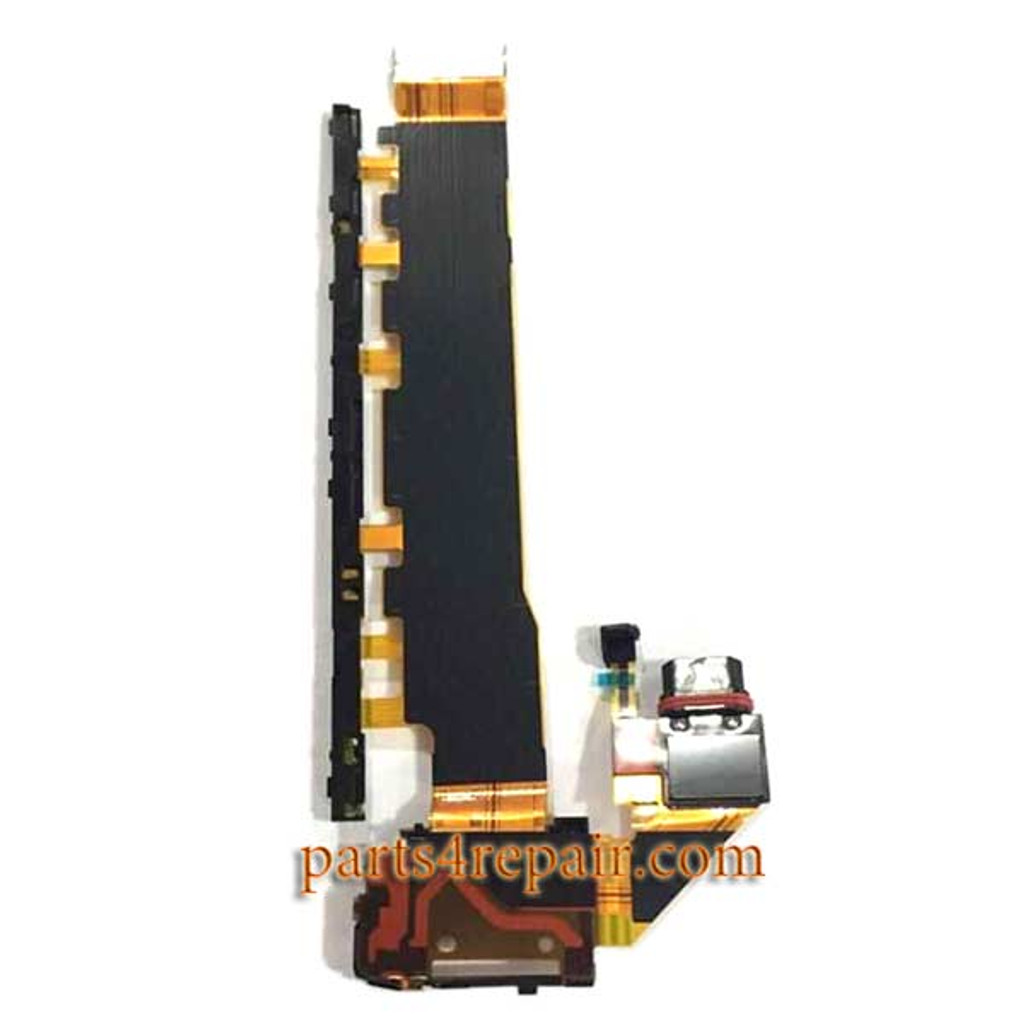 We can offer Motherboard Flex Cable for Sony Xperia Z4