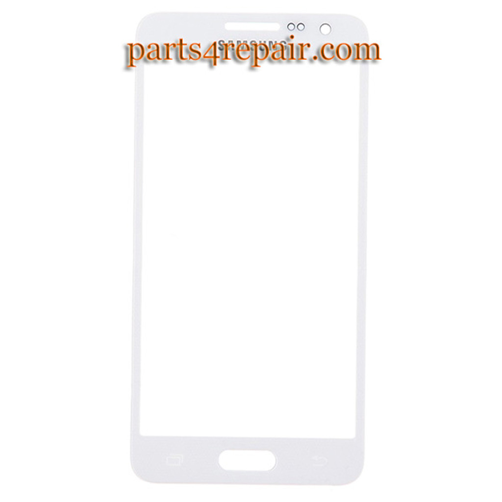 Front Glass for Samsung Galaxy E5 SM-E500 -White from www.parts4repair.com