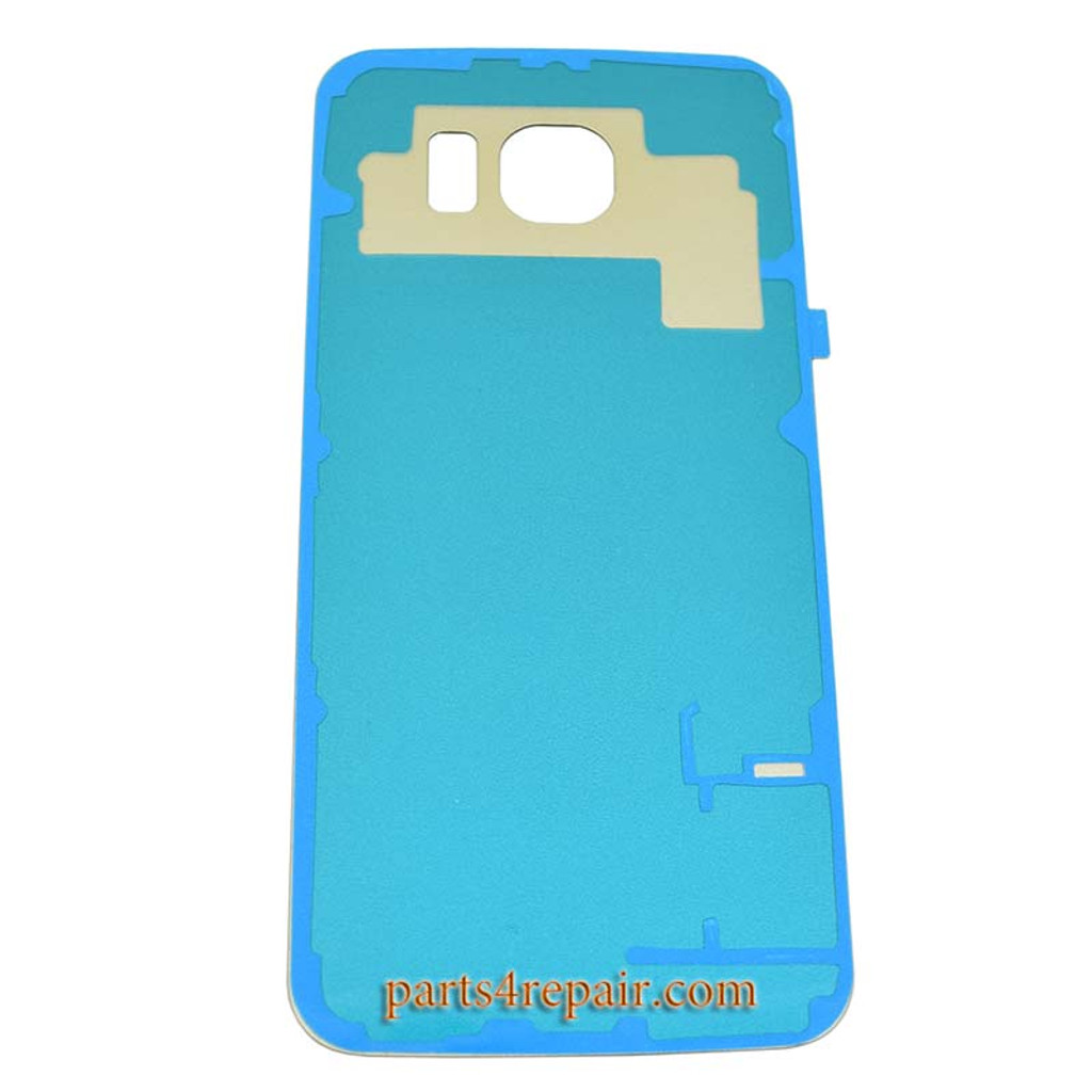 Generic Back Cover for Samsung Galaxy S6 All Versions -Gold