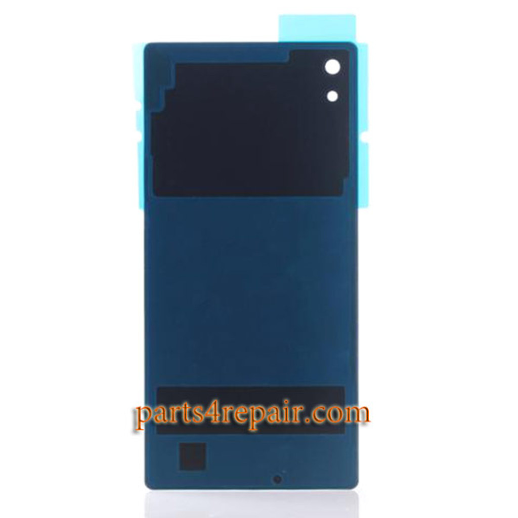 Generic Back Cover with Adhesive for Sony Xperia Z3+ -Copper