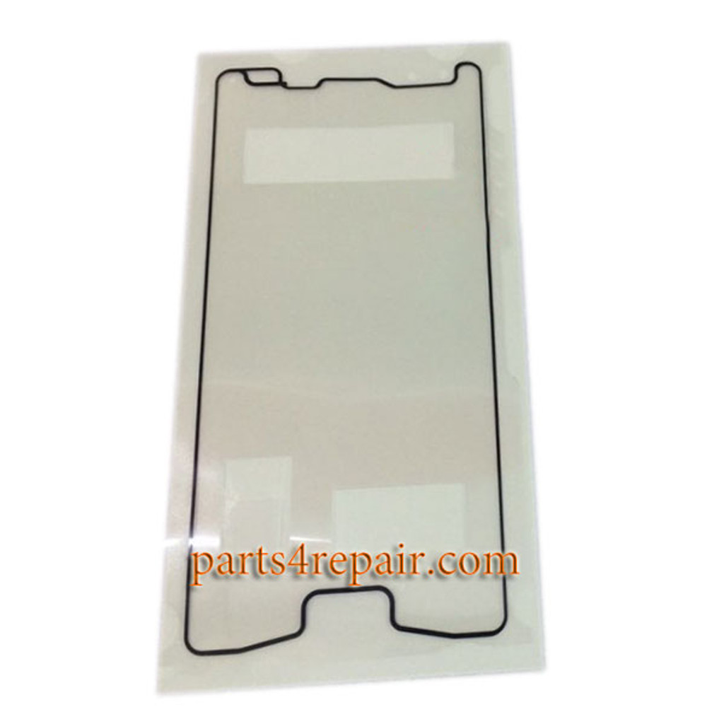 Front Housing Adhesive for Sony Xperia Z3+ from www.parts4repair.com
