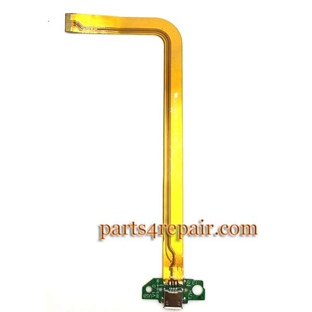 Dock Charging Flex Cable for HP Slate 7 from www.parts4repair.com