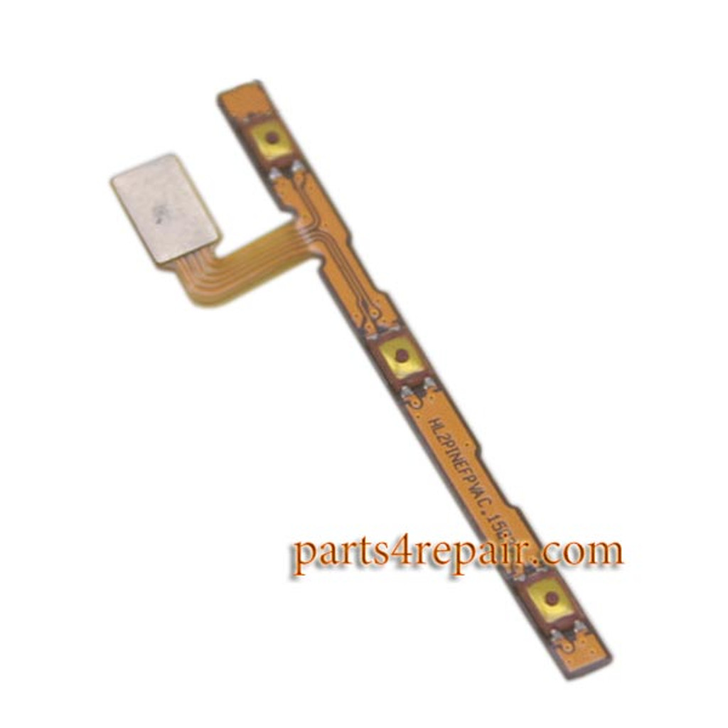 Volume Flex Cable for Huawei Honor 6 Plus from www.parts4repair.com