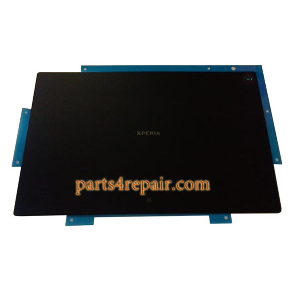 Back Cover for Sony Xperia Z2 Tablet -Black