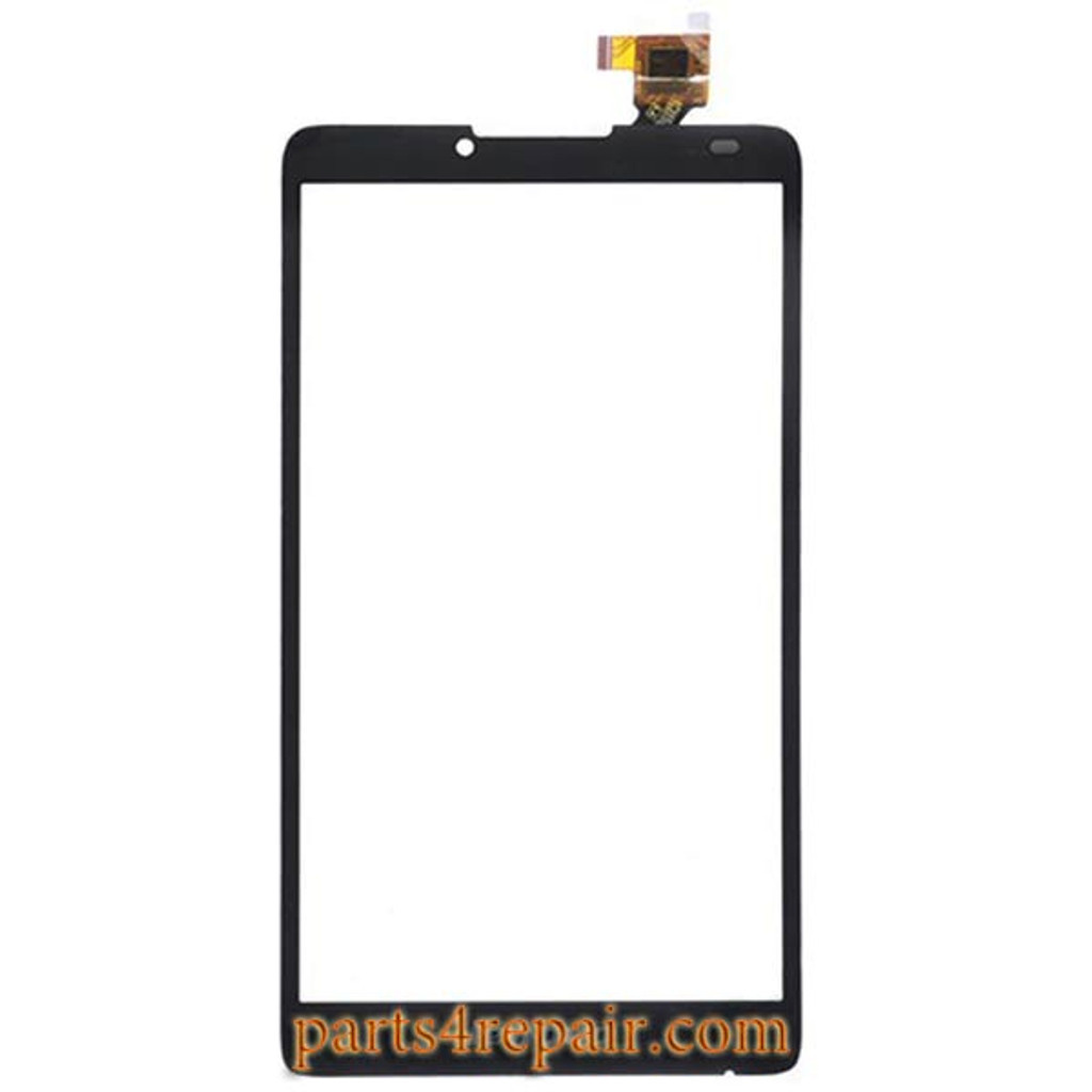 Touch Screen Digitizer for Lenovo A880 from www.parts4repair.com