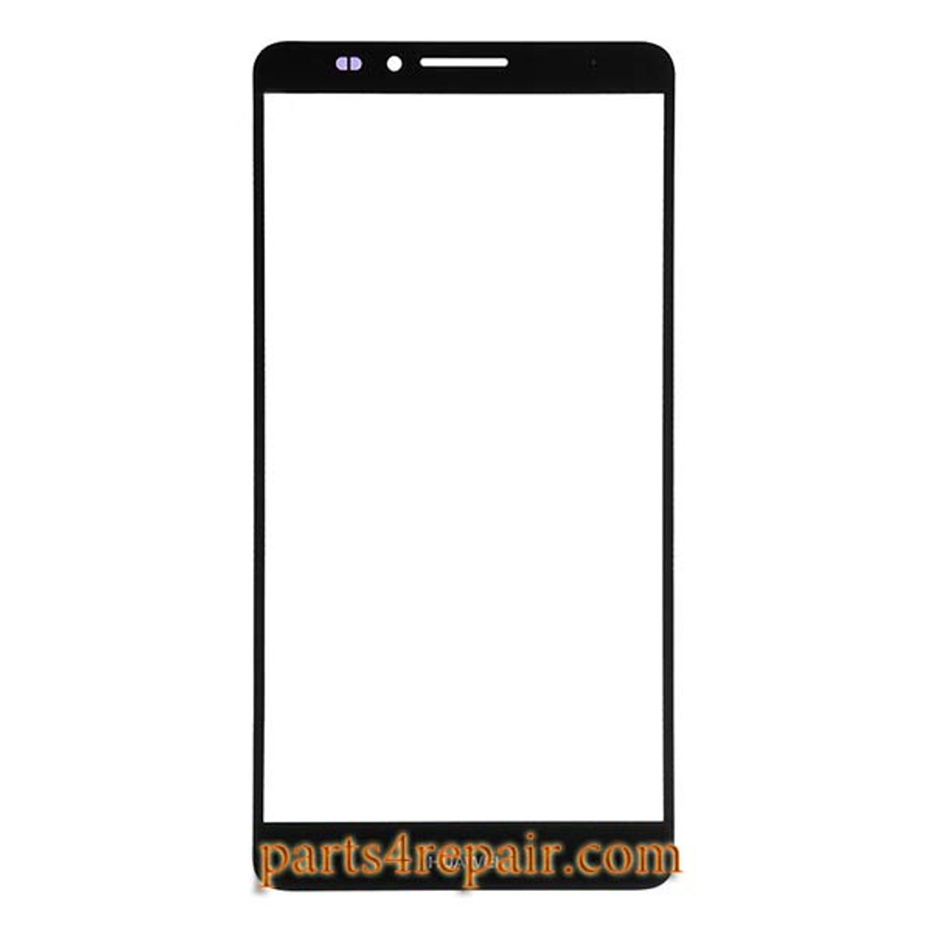 Generic Front Glass for Huawei Ascend Mate7 -Black