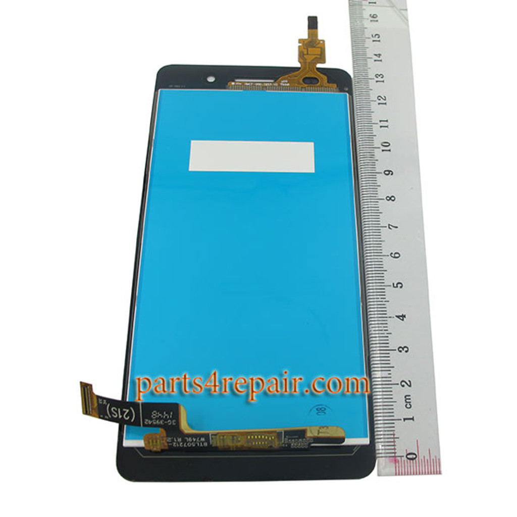 Complete Screen Assembly for Huawei Honor 4C -Black
