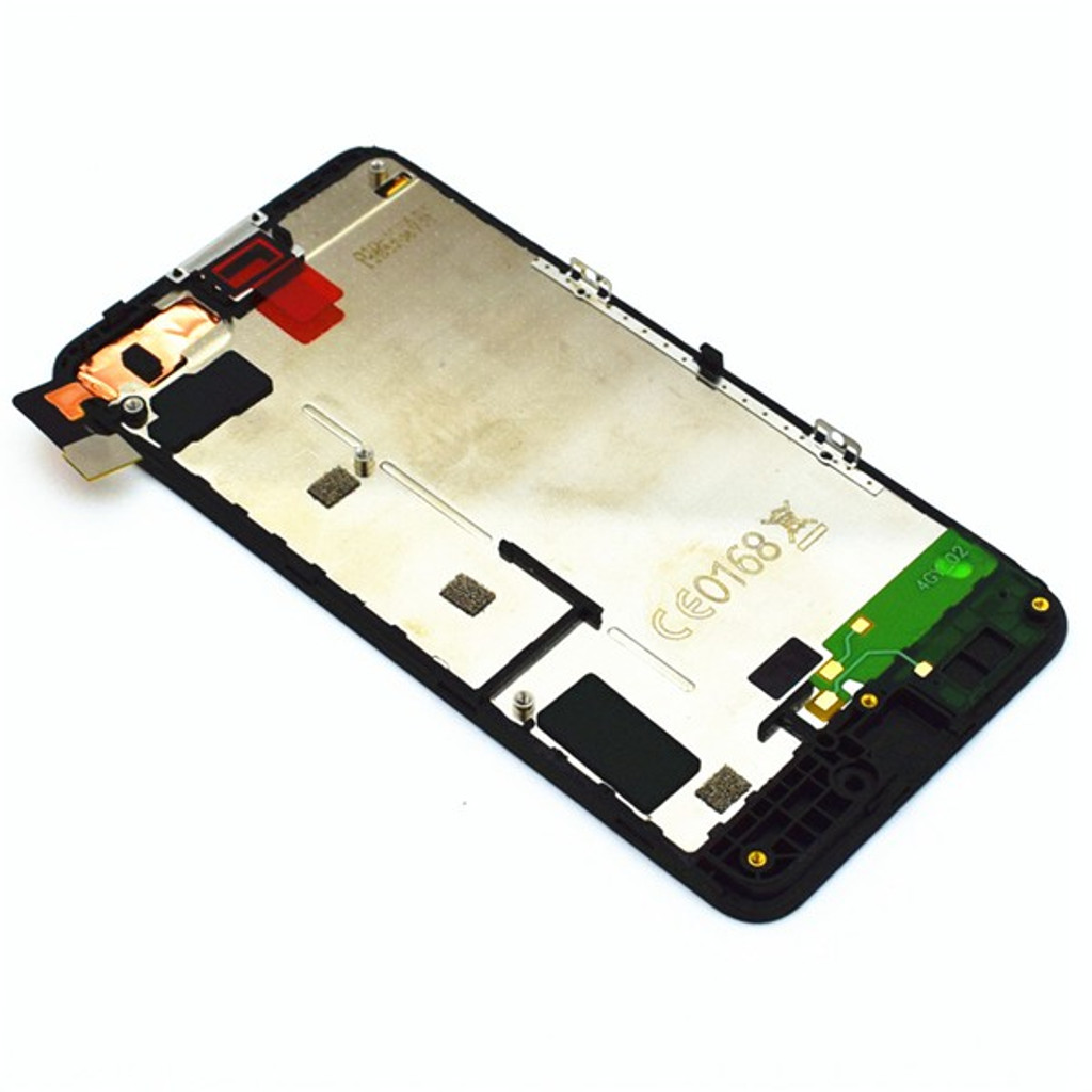 Complete Screen Assembly with Bezel for Nokia Lumia 630 635
