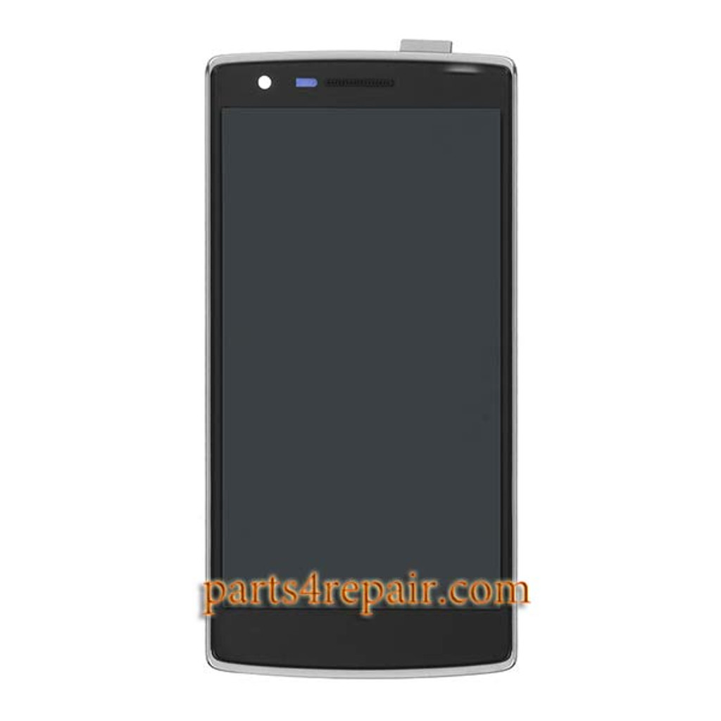 Complete Screen Assembly with Bezel for OnePlus One