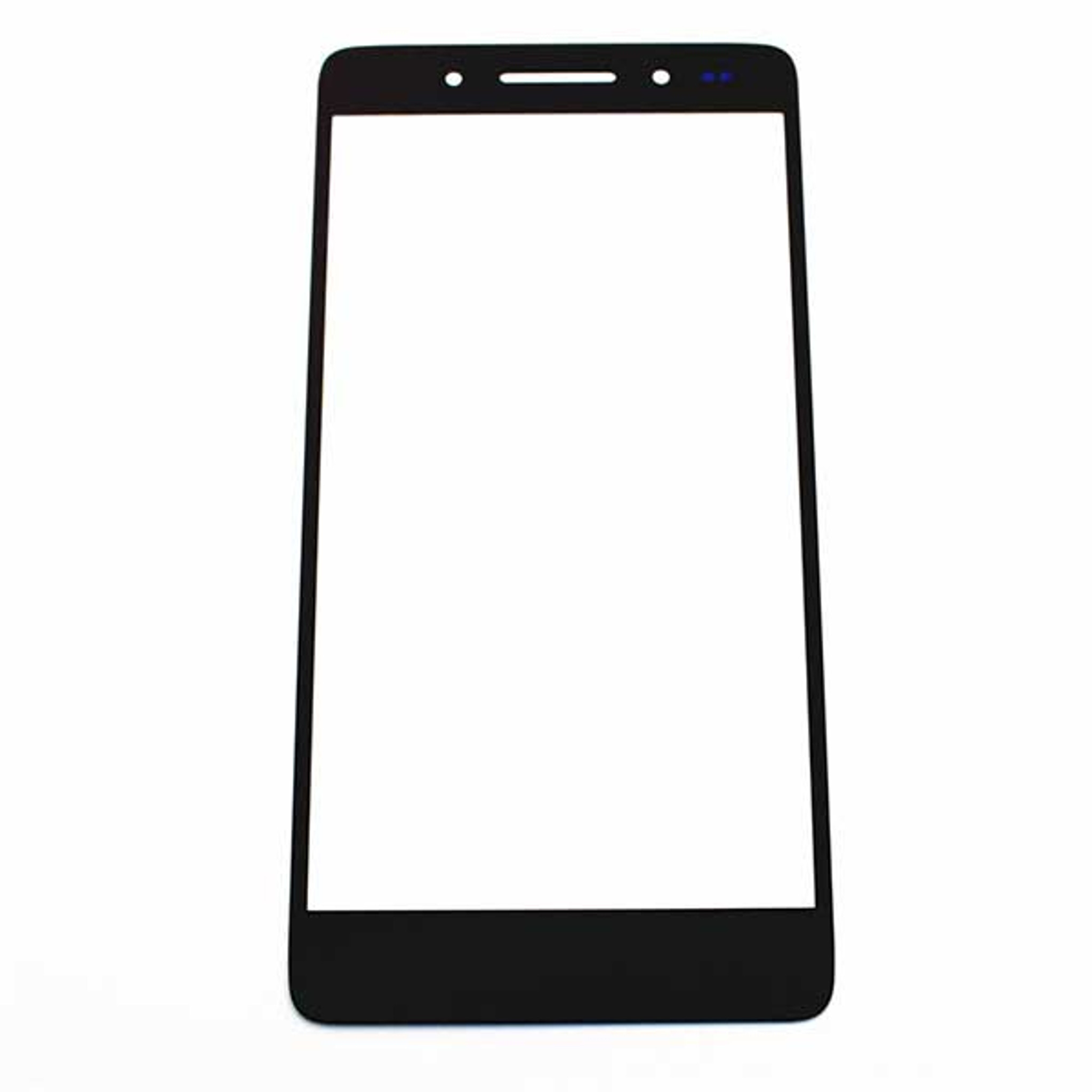 generic front glass for huawei honor 7 -black