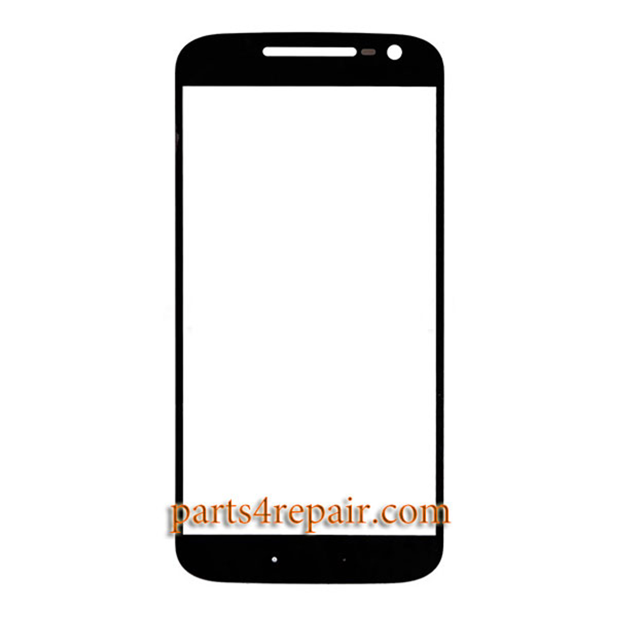 iphone picture printer generic front glass for motorola moto g4 black 12134