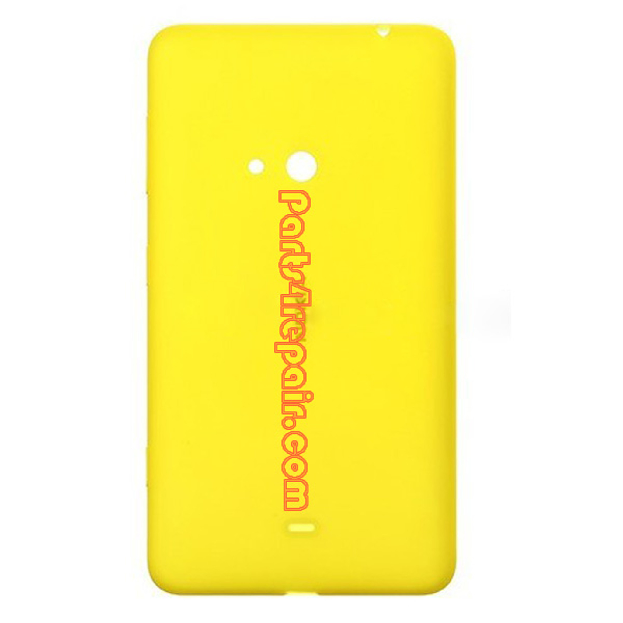 photo printer for iphone back cover for nokia lumia 625 yellow parts4repair 15849