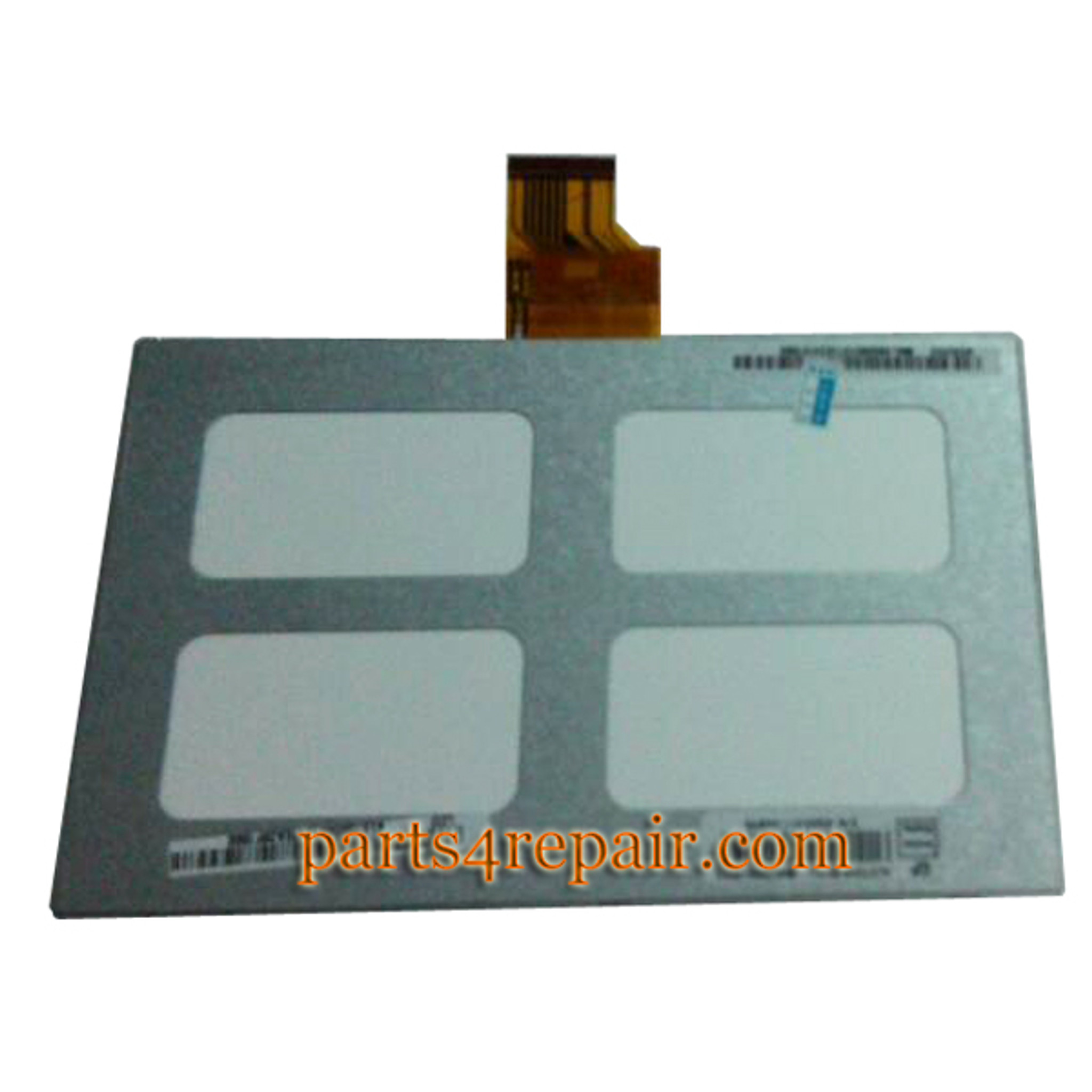 LCD Screen For Acer Iconia Tab B1 710 B1 A71