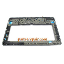 Front Housing Cover with Side Keys for Samsung Galaxy Note Pro 12.2 SM-P900 3G