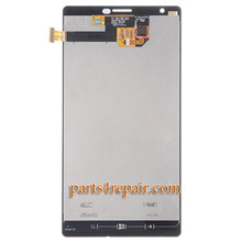 We can offer Nokia Lumia 1520 LCD Screen and Touch Screen Assembly