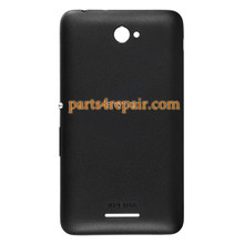 Back Cover with Side Keys for Sony Xperia E4 from www.parts4repair.com