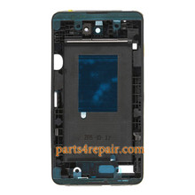 Middle Housing Assembly for Sony Xperia E4 from www.parts4repair.com
