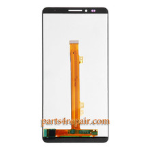 Complete Screen Assembly for Huawei Ascend Mate 7 MT7-TL10 -Black