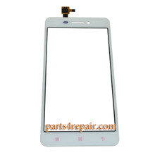 Touch Screen Digitizer for Lenovo S60 from www.parts4repair.com