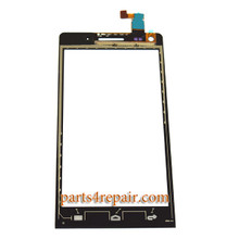 Touch Screen Digitizer for Huawei Ascend G6 -White