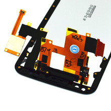 LCD Screen Assembly with Bezel for Motorola Moto X Pure