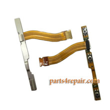 Power Flex Cable for Motorola Moto X+1 from www.parts4repair.com