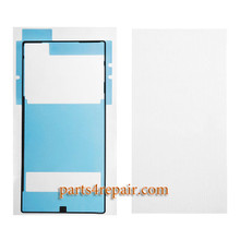 Battery Cover Adhesive Sticker for Sony Xperia Z5 E6653