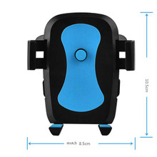 """Air Outlet Car Holder Stand for 3.5"""" - 6.3"""" Cellphone Navigation Device"""