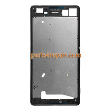 Front Housing Cover for Sony Xperia M5 from www,parts4repair.com