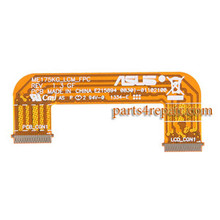 LCD Connector Flex Cable for Asus Fonepad 7 ME175CG from www.parts4repair.com