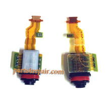 Sony Xperia Z5 Compact Earphone Jack Flex Cable from www.parts4repair.com